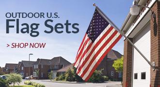 USA American Flags
